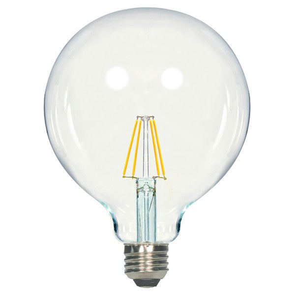 Antique Filament LED 6.5 Watt G40 Globe 2700K Vintage Bulb - 60w equiv.