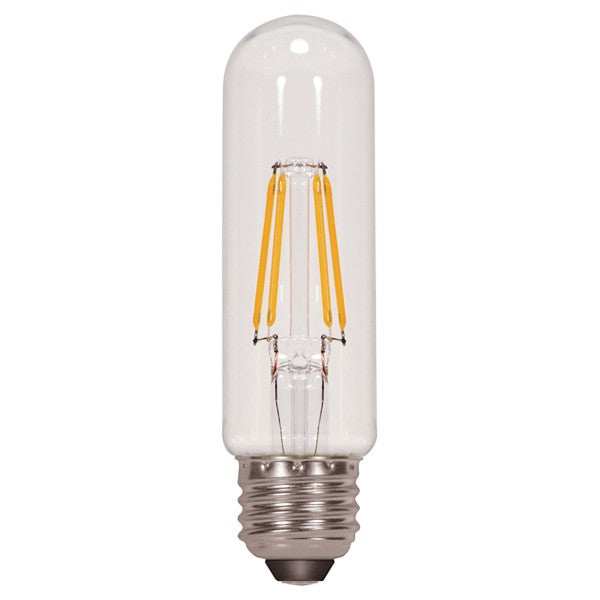 Satco Antique Filament LED 4 Watt 2700K E26 Medium base T10 Light Bulb