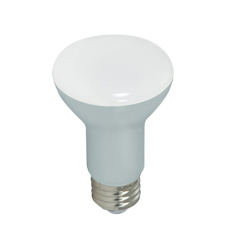 SATCO 6.5W R20 Dimmable LED 2700K Warm White E26 Medium Base Light Bulb