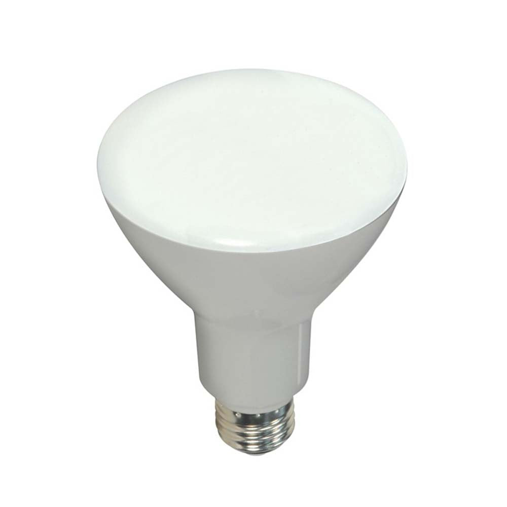 SATCO 9.5W BR30 Dimmable LED 2700K Warm White E26 Base Light Bulb
