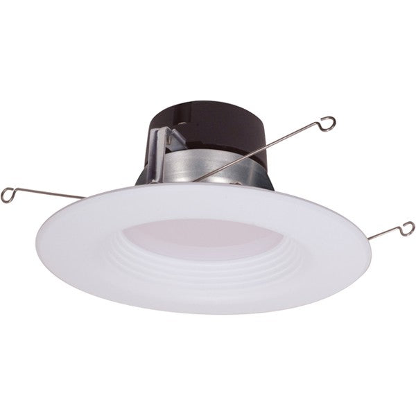 17W 5- 6in. Recessed LED 120V 3000K Soft White Downlight Retrofit
