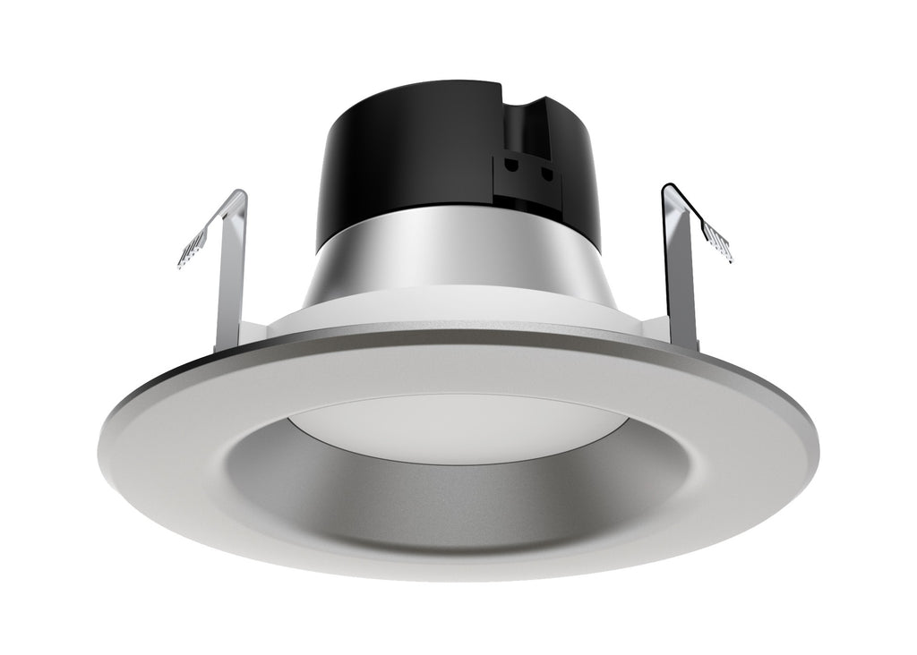 9.5W 4in. Recessed LED 120V 3000K Warm White Downlight Retrofit