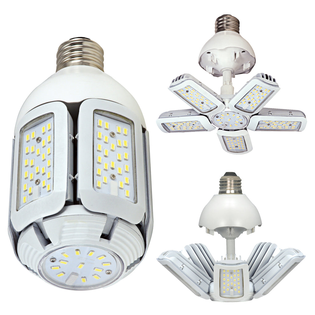Satco S29798 40W 2700K EX39 Base Hi-Pro multi-beam LED lamp