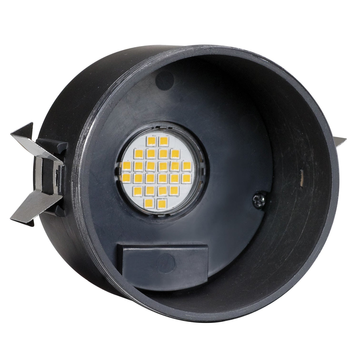 "Satco 16W LED - 4"" base unit LED Downlight / Retrofit Fixture - 3000K"