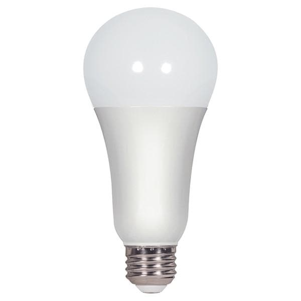 Satco 15.5W A21 LED 4000K Cool White - 100W Equiv.
