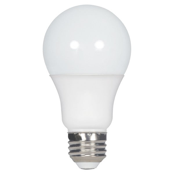 Satco 9.5W A19 LED 5000K Natural Light Dimmable Bulb - 60W Equiv.