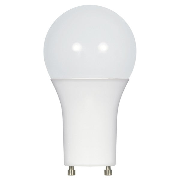Satco 9.8W A19 LED GU24 2700K Warm White Dimmable - 60W Equiv.