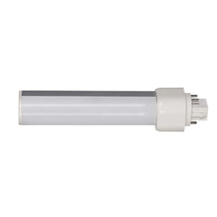 Satco 9W LED PL 4-Pin 3500K 850 Lumens G24q base 120 deg.