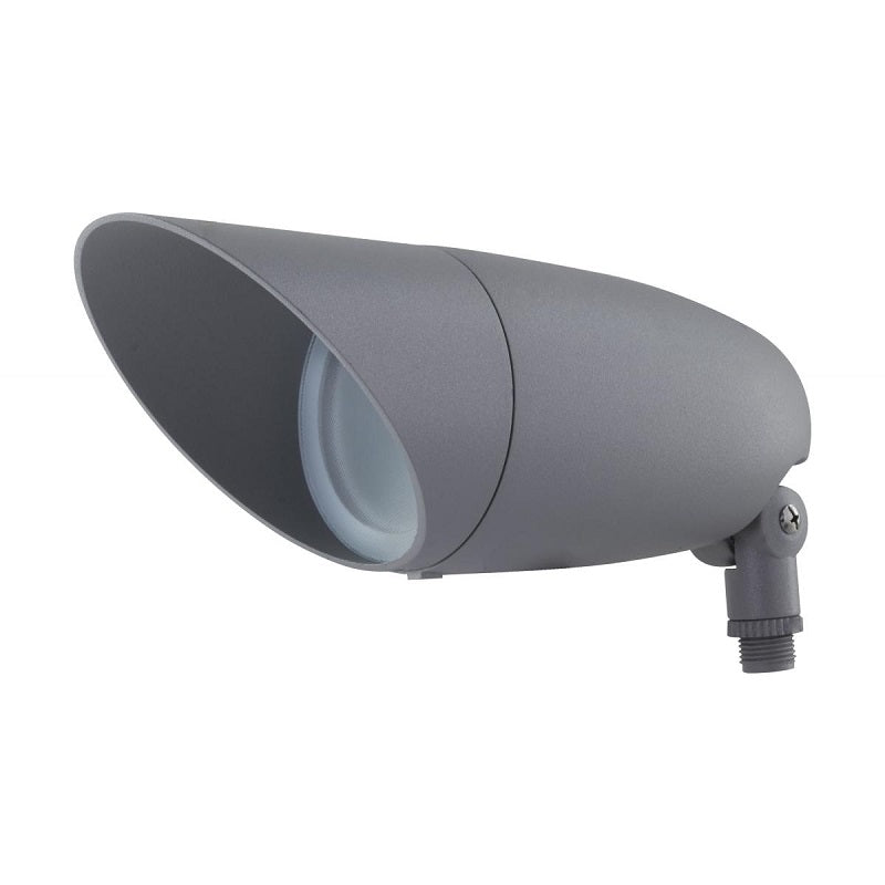 LED Landscape Flood 12W PAR30 Light Gray Finish 3000K
