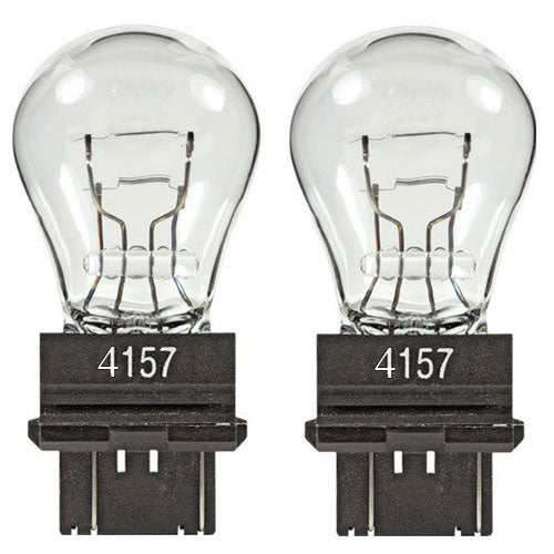 Philips 4157 LL - Long Life Miniature Automotive Lamp - 2 Bulbs