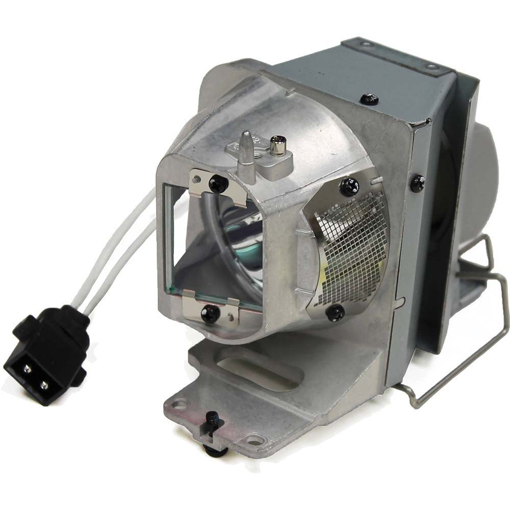 Optoma EH341 Projector Housing with Genuine Original OEM Bulb