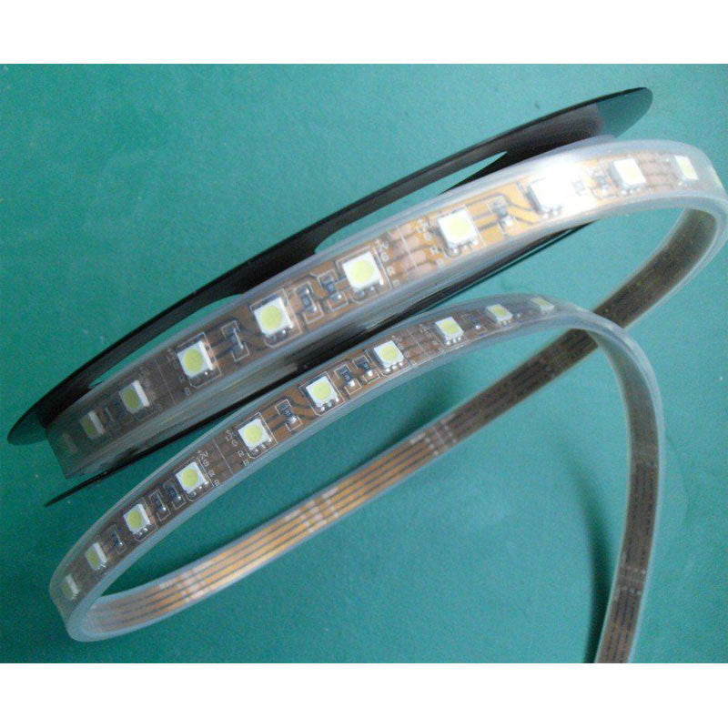 OPTIMA 16.4Ft. Professional RGB 150 LED Silicone Tube IP67 Flexible Strip light
