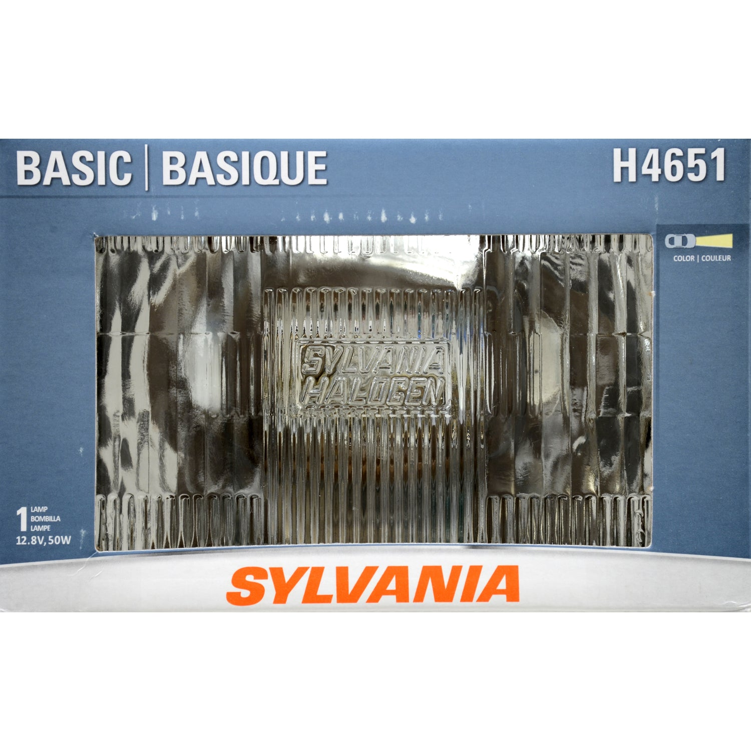 SYLVANIA H4651 1A1 Headlight 100x165 Automotive Bulb