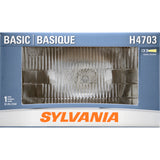 SYLVANIA H4703 Halogen Headlight 92x150 Automotive Bulb