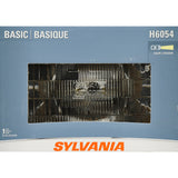1-PK SYLVANIA H6054 Basic Halogen Headlight 142x200