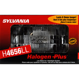 SYLVANIA H4656 Long Life Halogen Headlight 100x165 Automotive bulb