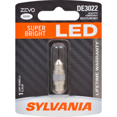 SYLVANIA ZEVO DE3022 31mm Festoon White LED Bulb
