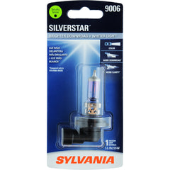 1-PK SYLVANIA 9006 SilverStar High Performance Halogen Headlight Bulb