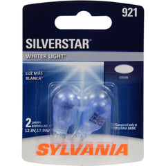 2-PK SYLVANIA 921 SilverStar High Performance Automotive Light Bulb