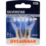 2-PK SYLVANIA 1156 SilverStar High Performance Automotive Bulb