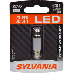 SYLVANIA ZEVO 6411 41mm Festoon White LED Bulb