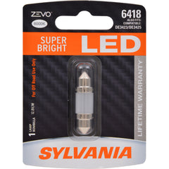 SYLVANIA ZEVO 6418 36mm Festoon White LED Bulb