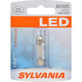 1-PK SYLVANIA DE3425 36mm Festoon White LED Bulb