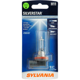 1-PK SYLVANIA H11 SilverStar High Performance Halogen Headlight Bulb