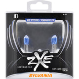 2-PK SYLVANIA H1 SilverStar zXe High Performance Halogen Headlight Bulb
