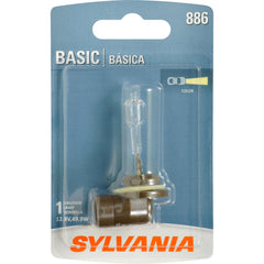 SYLVANIA 886 Basic Halogen Fog Automotive Bulb