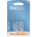 2-PK SYLVANIA 904 Basic Automotive Light Bulb