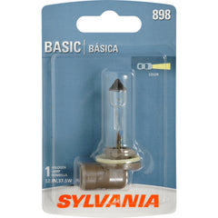 SYLVANIA 898 Basic Halogen Fog Automotive Bulb