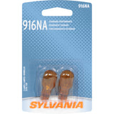 2-PK SYLVANIA 916NA Basic Automotive Light Bulb