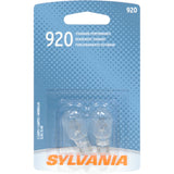 2-PK SYLVANIA 920 Basic Automotive Light Bulb