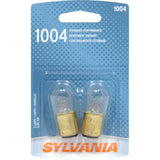 2-PK SYLVANIA 1004 Basic Automotive Light Bulb