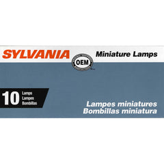 10-PK SYLVANIA 1892 Basic Automotive Light Bulb