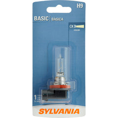SYLVANIA H9 64213 Basic Halogen Headlight Automotive Bulb