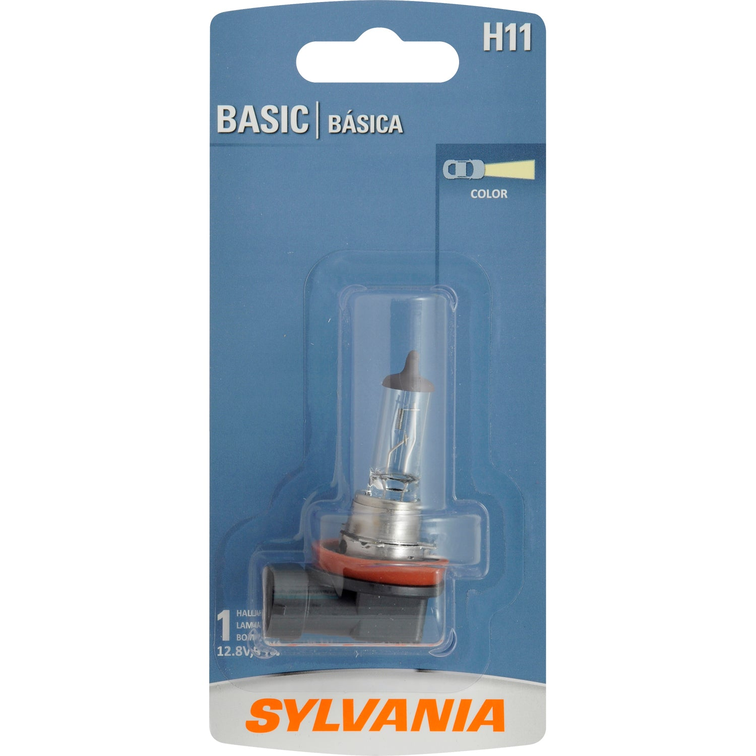 SYLVANIA H11 Basic Halogen Headlight Automotive Bulb