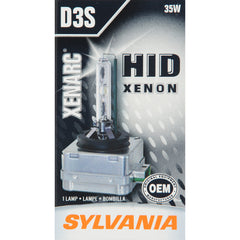 SYLVANIA D3S High Intensity Discharge HID Automotive Bulb