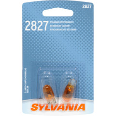 2-PK SYLVANIA 2827 Basic Automotive Light Bulb