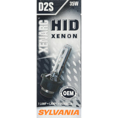1-PK SYLVANIA D2S High Intensity Discharge (HID) Bulb