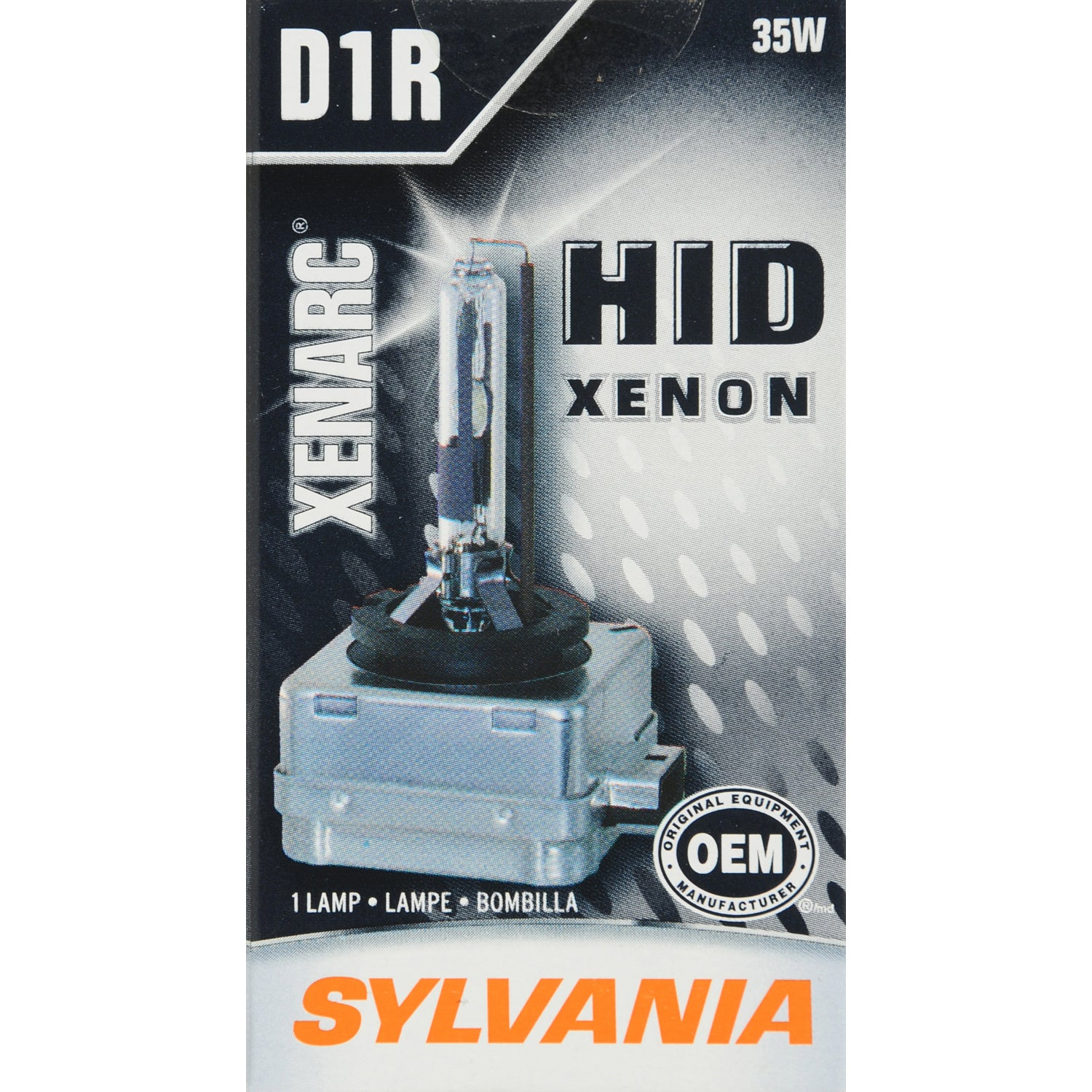 SYLVANIA D1R High Intensity Discharge HID Automotive Bulb