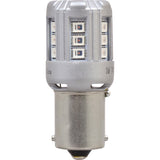 2-PK SYLVANIA 1156 Red LED Automotive Bulb_3