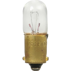 10-PK SYLVANIA 1889 Standard Automotive Light Bulb