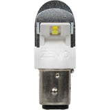 2-PK SYLVANIA ZEVO 2357 White LED Automotive Bulb_2