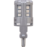 2-PK SYLVANIA 3047 Amber LED Automotive Bulb - BulbAmerica