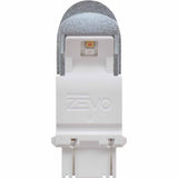 2-PK SYLVANIA ZEVO 3047 Amber LED Automotive Bulb_2