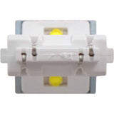 2-PK SYLVANIA ZEVO 3047 White LED Automotive Bulb_4