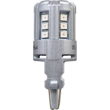 2-PK SYLVANIA 3157 Amber LED Automotive Bulb - BulbAmerica