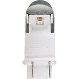 2-PK SYLVANIA ZEVO 3157 Amber LED Automotive Bulb_2